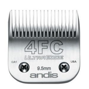 【アンディス正規品】Andis UltraEdge Blade 4FC 替刃 9.5mm 無料研ぎ券付 オースターA5互換|pet-dougu