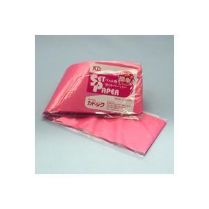 セットペーパー カドック まきまきワン ピンク 100枚入り|pet-dougu