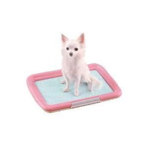 【犬のトイレ】ボンビ しつけるトレー フレーム タイプ S|pet-dougu