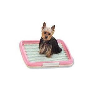 【犬のトイレ】ボンビ しつけるトレー メッシュ プラス S|pet-dougu