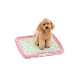 【犬のトイレ】ボンビ しつけるトレー メッシュ プラス M|pet-dougu