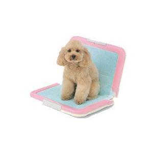 【犬のトイレ】ボンビ しつけるトレー ツーウェイ 男の子用|pet-dougu