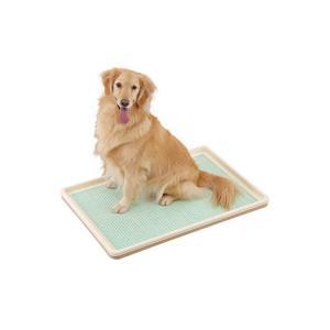 【犬のトイレ】ボンビ しつけるトレー メッシュタイプXLサイズ|pet-dougu
