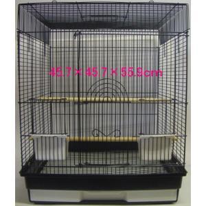 小鳥カゴ ケージ 大型 45.7×45.7×55.9cm 1801 【 送料無料】