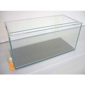 インテリア スリム45水槽 45×20×21cm【送料無料】