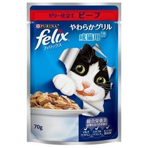 ネスレフィリックス やわらかグリル 成猫用 ゼ...の関連商品6