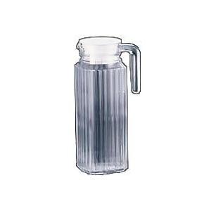アルコロック クワドロ 冷蔵庫用 ピッチャー ガラス 1.1...