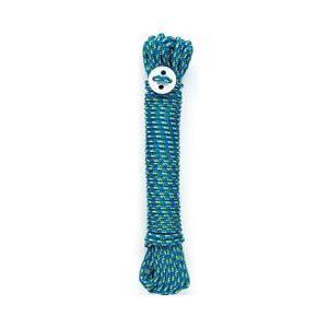 ハグハグ ランドリー 洗濯ロープ ランドリーロープ 10m 4mm ブルー (洗濯紐/物干しロープ)|pet-square-cat