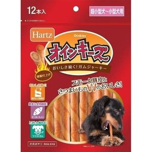 ハーツ オインキーズ 超小型犬−小型犬  12本入