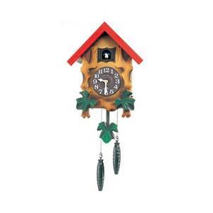 リズム時計工業 鳩時計 カッコーメルビルR 4MJ775RH06|pet-square-cat
