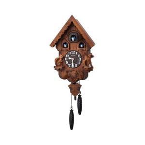 リズム時計工業 鳩時計 カッコーパンキーR 4MJ221RH06|pet-square-cat