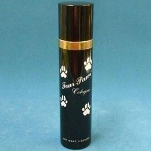 ペット用香水 フォーパウズ コロン ブラック 3oz|pet-square