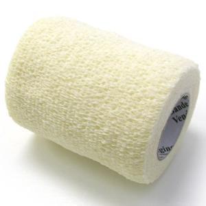 ヴェトラップ 動物用 自着性弾力包帯 7.5cm×2m ホワイト ペット 犬 猫 包帯|pet-square