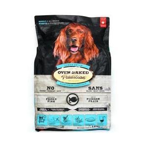 オーブンベイクドトラディション 犬 ドッグフード アダルト フィッシュ 5.6kg 9670-12.5|pet-square