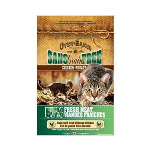 猫用品 オーブンベイクドトラディション 猫  キャットフード グレインフリー チキン 100g 9760-S|pet-square
