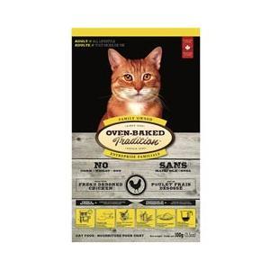 猫用品 オーブンベイクドトラディション 猫  キャットフード アダルト チキン 100g 9705-S-20A|pet-square