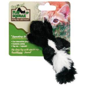 猫用品 スーパーキャット 猫用おもちゃ プレインスクイーク バックヤード スカンク|pet-square