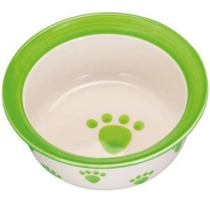 ペットパウ ドッグボウル(犬の食器) SS PR60509 ライム pet-square
