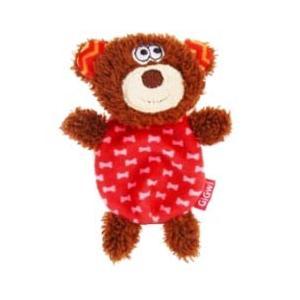 プラッツ 犬 おもちゃ GiGwi プラッシュフレンズ ミニ ベアー GW6223|pet-square