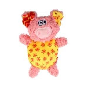プラッツ 犬 おもちゃ GiGwi プラッシュフレンズ ミニ ピッグ GW6225|pet-square