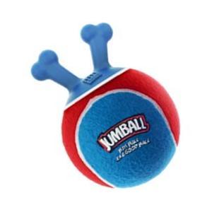 プラッツ 犬 おもちゃ GiGwi ジャンボール M テニスボール GW6329|pet-square