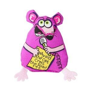 猫用品 ペットステージ 猫 おもちゃ マッド・キャット シンギング・マウス PTPS743|pet-square