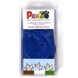 PAWZ 犬 ブーツ ドッグブーツ M 12枚入り 犬の靴|pet-square