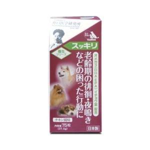 トーラス 犬用サプリメント 養生シリーズ スッキリ 老齢期の徘徊・夜鳴きなどの困った行動に 75粒|pet-square
