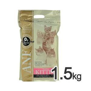 猫用品 ANF キャットフード タミ アミ キトン 仔猫用 1.5kg(500g×3個セット)|pet-square