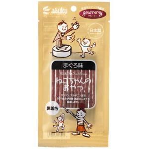 猫用品 アスク 猫用おやつ グルーミー ねこちゃんのおやつ まぐろ味 20g|pet-square