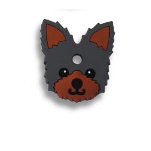 フィールドポイント ドッグ キーカバー(犬の鍵カバー) ヨークシャテリア|pet-square