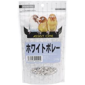 アラタ 小鳥用フード アシストONE ホワイトボレー 200g|pet-square