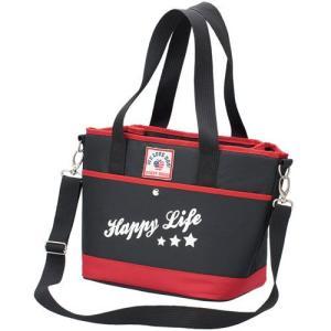 doggy shake ペットキャリー Happyサイクルキャリー CB2464 レッド FREE キャリーバッグ|pet-square