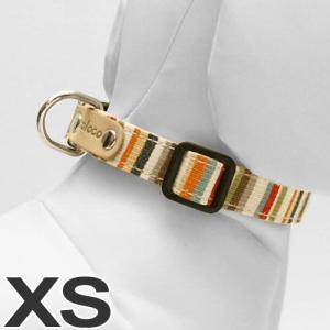 犬 首輪 コロコ ブランチ カラー XS マルチ|pet-square