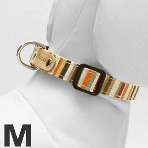 犬 首輪 コロコ ブランチ カラー M マルチ|pet-square