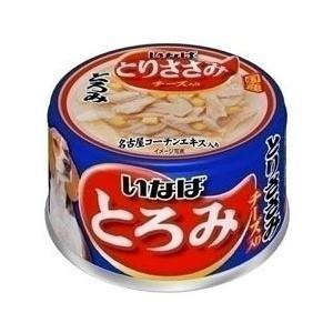 いなば とろみ とりささみ チーズ入り 犬 缶詰 ドッグフード|pet-square