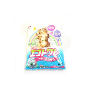 猫用品 ペットライン お花畑 エコトワレ 猫砂|pet-square
