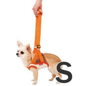 ペティオ 犬の歩行補助ハーネス 老犬 介護 前足用 S 超小型犬 介護用品 シニア犬|pet-square