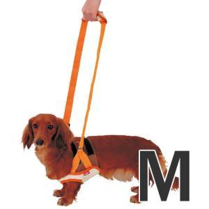 ペティオ 犬の歩行補助ハーネス 老犬 介護 前足用 M 小型犬 介護用品 シニア犬|pet-square