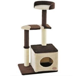 猫用品 アドメイト 猫のおあそびポール お魚ファミリー ミドルタイプ|pet-square