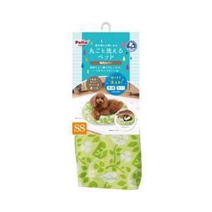 ペット用ベッド 犬 猫 ペティオ 丸ごと洗えるベッド 専用カバー リーフ SS 本体別売り|pet-square