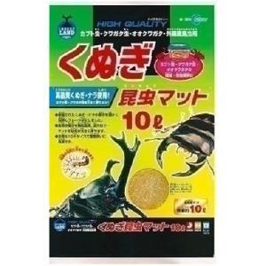 マルカン くぬぎ昆虫マット 10L M-200|pet-square