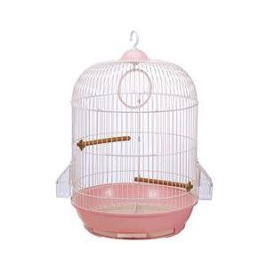 マルカン 小鳥用飼育ゲージ 鳥かご バードパレス ロイヤル 桜 MB-94|pet-square