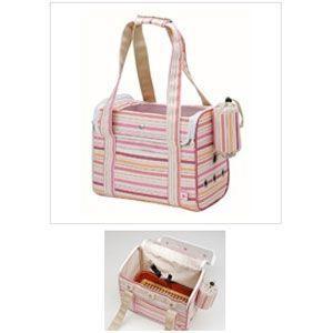 マルカン うさぎのおでかけバッグ MR-273 ウサギ用キャリー ピンク pet-square