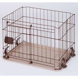 マルカン 犬用サークル フレンドサークル スライドドア S DP-457|pet-square