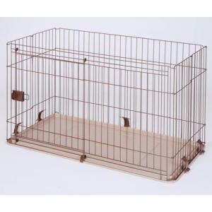 マルカン 犬用サークル フレンドサークル スライドドア L DP-459|pet-square