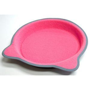 猫用品 爪 とぎ みがき マルカン 猫用爪とぎ ツメとぎトレイ 鍋型 CT-257|pet-square