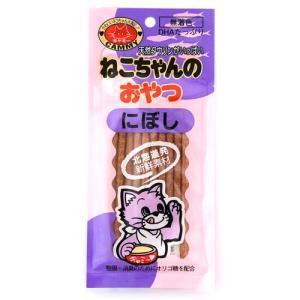 猫用品 キャミー ねこちゃんのおやつ ニボシ 20g|pet-square