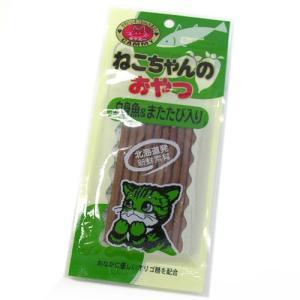 猫用品 キャミー ねこちゃんのおやつ 白身魚&マタタビ入り 20g|pet-square