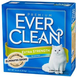猫用品 エバークリーン 小粒 芳香タイプ 6.35kg|pet-square